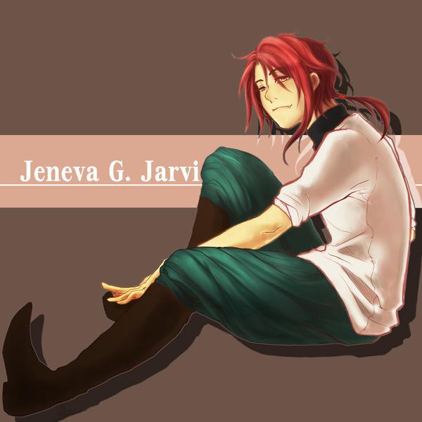 OC Jeneva by Hota-HO