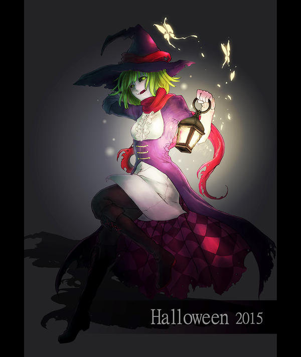 Halloween 2015 by Hota-HO