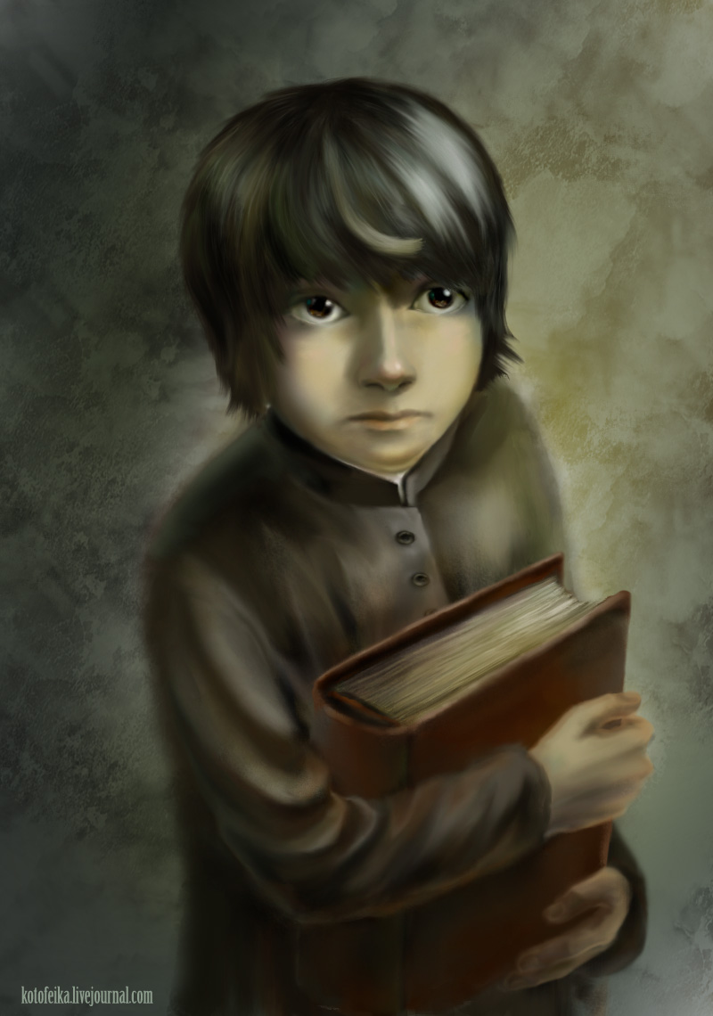 Portrait Of A Young Wizard By Kotofeika On Deviantart