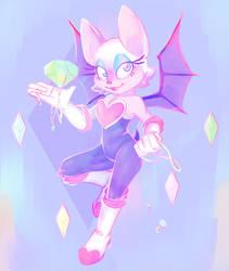 Jewel Thief by WorryBot