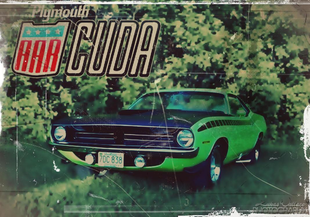 1970 AAR 'Cuda Nostalgia by PxRxSxRx