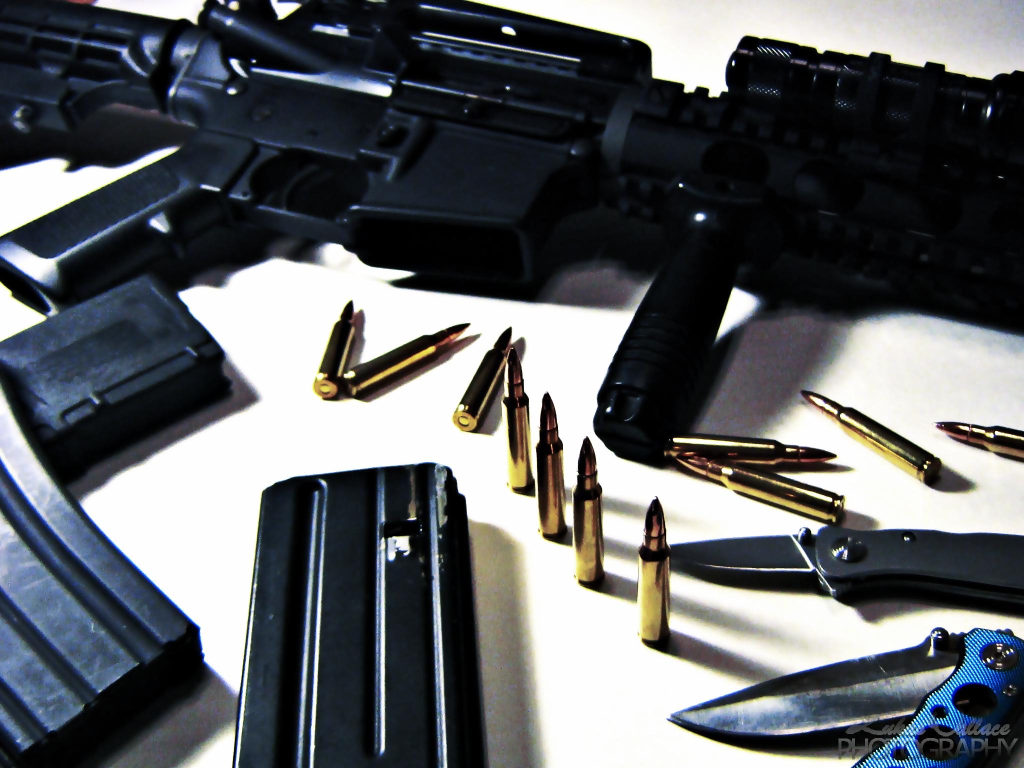 AR-15 - 002 by PxRxSxRx
