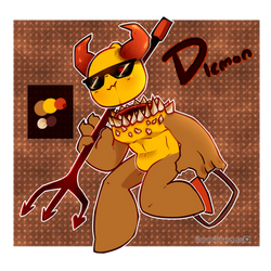 Dlemon ::monstersona::