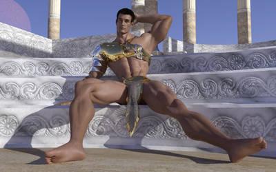 ... new gods by Flinog