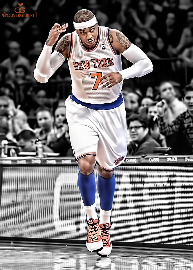 Carmelo anthony 3 pointer by hecziaa on deviantart carmelo anthony 3 pointer by hecziaa voltagebd Images