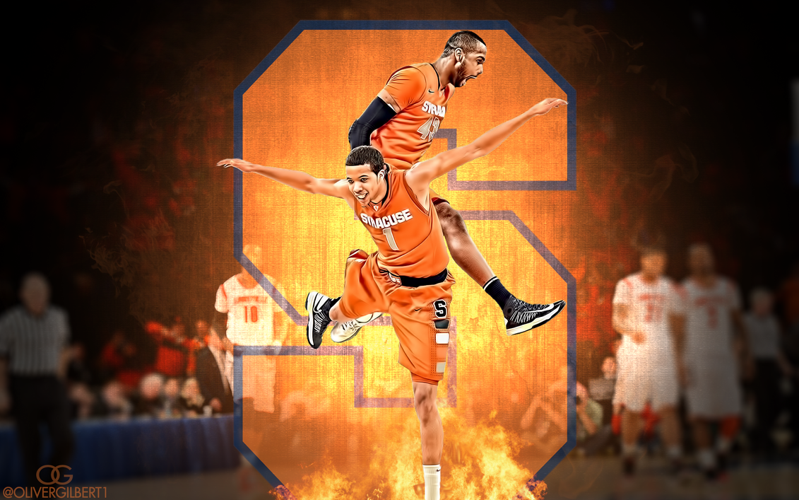 Syracuse Basketball Wallpaper March Madness By Hecziaa