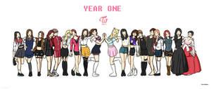 Twice : Year One
