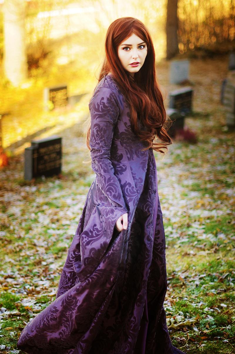 Sansa Stark of Winterfell by StarbitCosplay