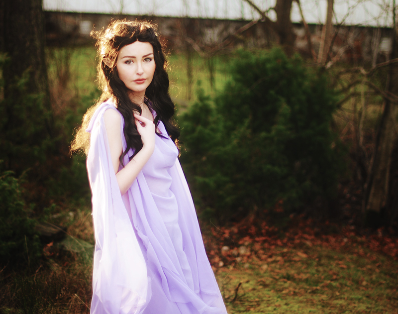 Arwen Undomiel by StarbitCosplay
