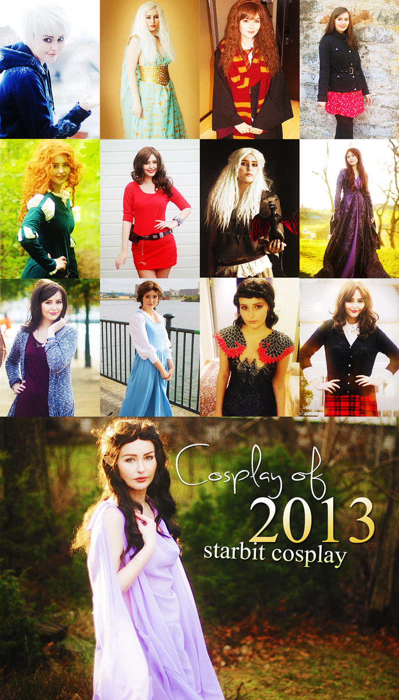 Cosplay of 2013 by StarbitCosplay