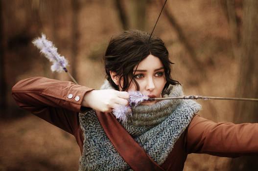 Katnis Everdeen - Catching Fire