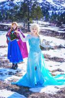 Frozen by StarbitCosplay