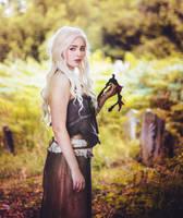 Khaleesi by StarbitCosplay