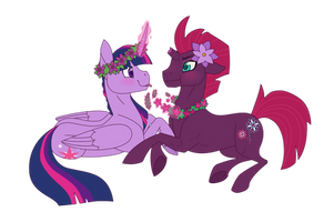Twilight and Tempest by JackieBloom