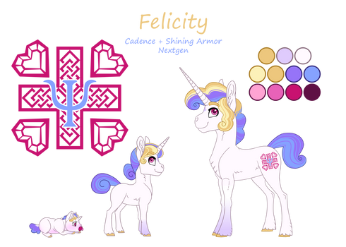 Reference Sheet -Felicity