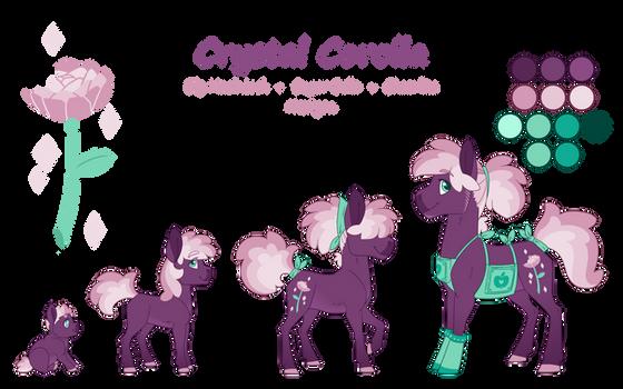 Reference Sheet - Crystal Corolla