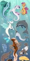Headcanon - Under the sea