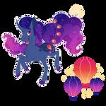 Luna x Pinkie Pie -[C]
