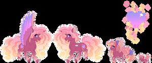 Pinkie Pie x Cadence -[C]