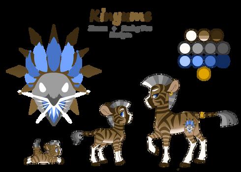 Reference Sheet - Kinyume