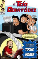 Los Odiatoder vs Tocho Maker by feadraug
