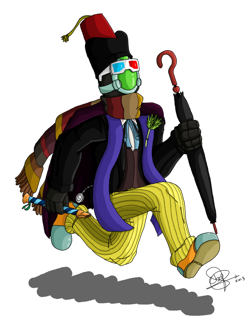 Monty Who by feadraug