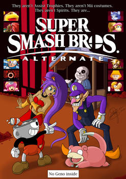Super Smash Bros Alternate