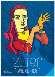 Portrait of Zilfer