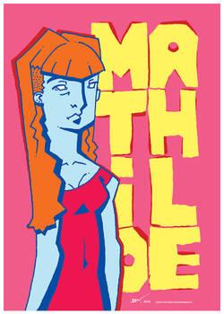 Portrait of Mathilde