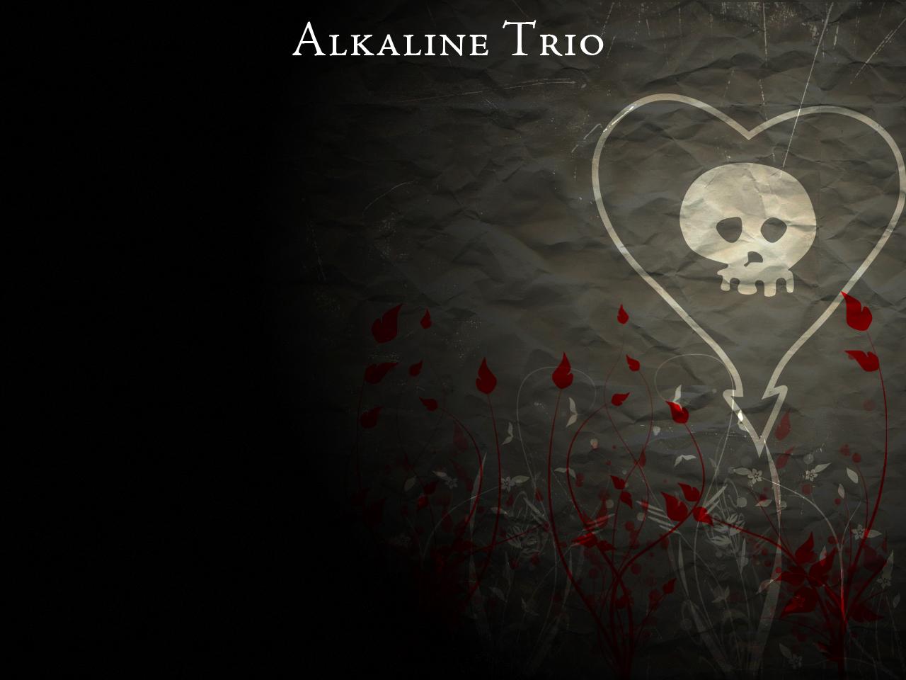 Alkaline Trio by appomattox