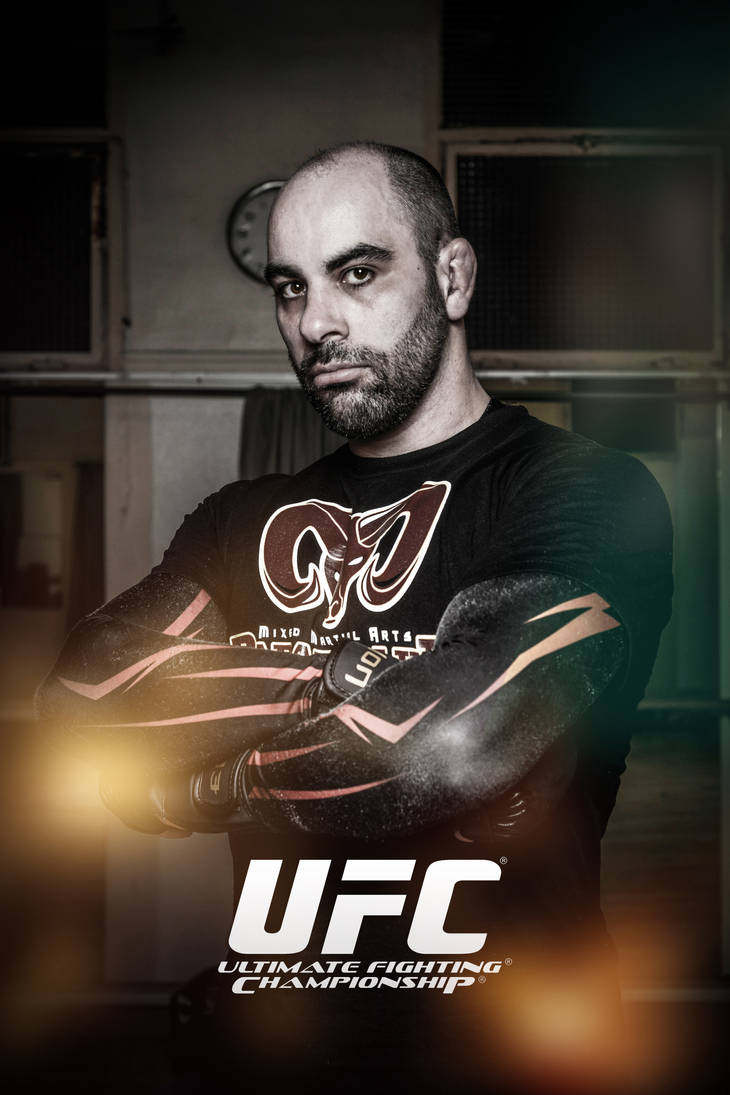 Edris - Road to UFC by teuung