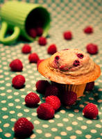 Vintage muffin by Laumoon