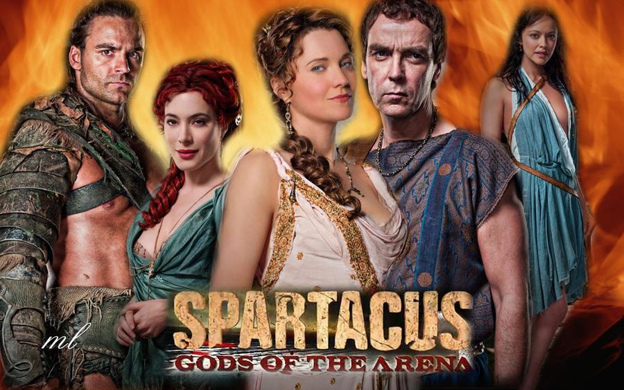 spartacus gods of the arena (2011) full movie