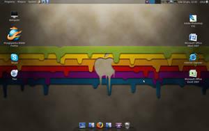My new desktop by OllusC
