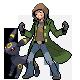 Pokemon trainer sprite by OllusC