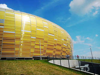 Gdansk New Football Stadium p1 by OllusC