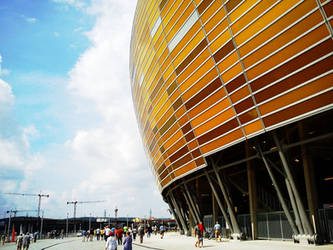 Gdansk New Football Stadium p2 by OllusC