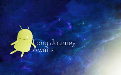 Long Journey Awaits Desktop by OllusC
