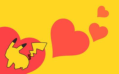 Pikachu Wallpaper by OllusC