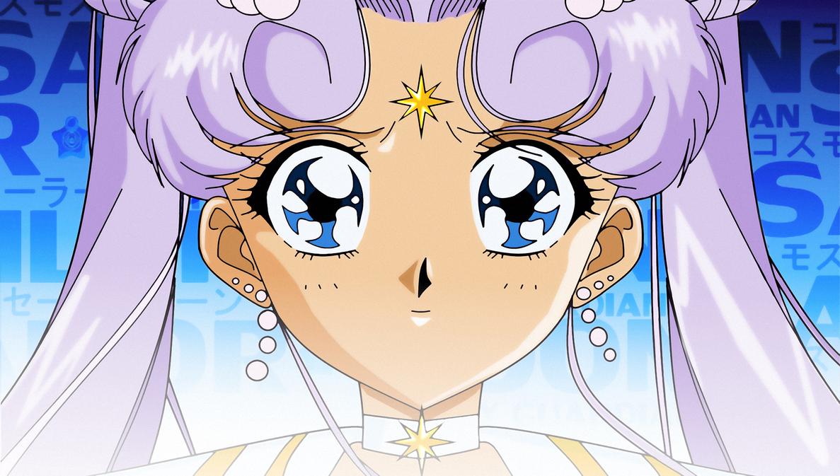 Sailor Cosmos Sailor Moon By Jackowcastillo On Deviantart