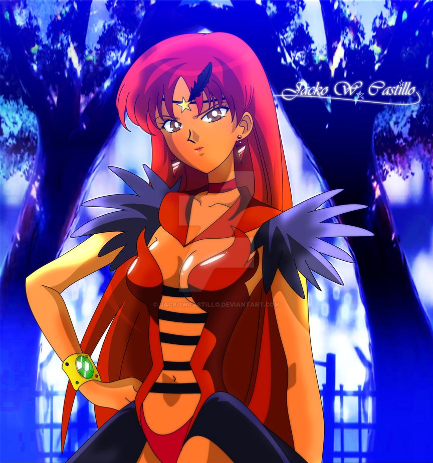 (Approved) Advanced Antagonist: Sailor Lead Crow Sailor_lead_crow_by_jackowcastillo-d5saxza