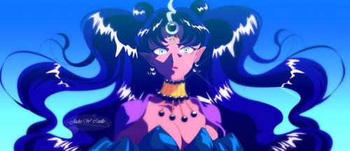 Queen Neherenia by JackoWcastillo