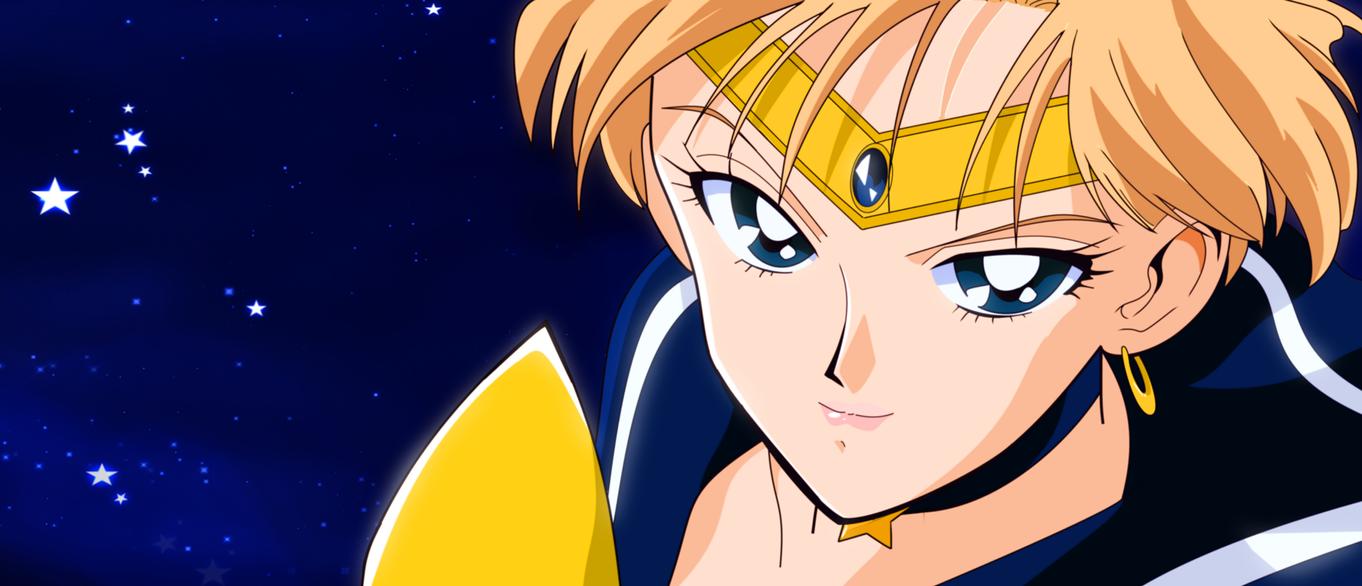 Eternal Sailor Neptune Manga SAILOR STARS - Super S...
