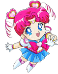 SAILOR STARS - Sailor Chibi Chibi