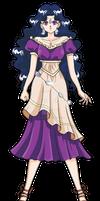SAILOR MOON (MANGA) - Queen Beryl (Human)