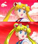 SAILOR MOON CLASSIC MANGA - Sailor Moon