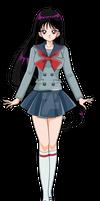SAILOR MOON - Rei Hino