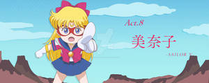 SAILOR MOON CRYSTAL - Sailor V (Chibi Version)
