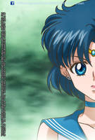 SAILOR MOON CRYSTAL - Sailor Mercury by JackoWcastillo