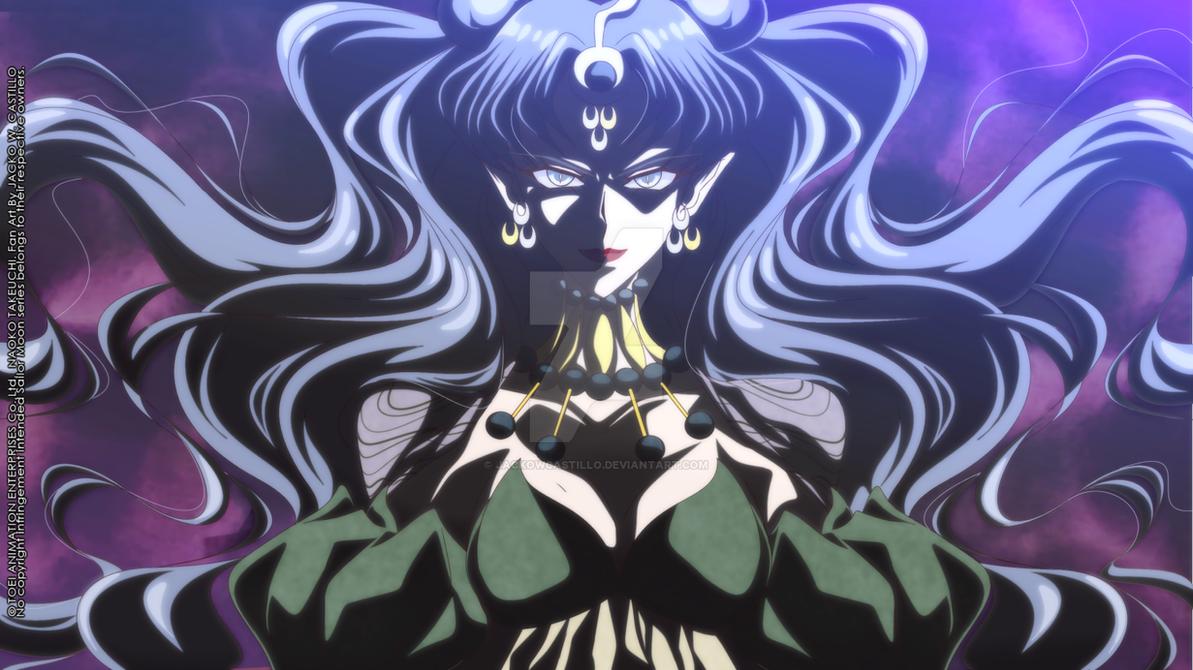 SAILOR MOON CRYSTAL - Queen Neherenia by JackoWcastillo